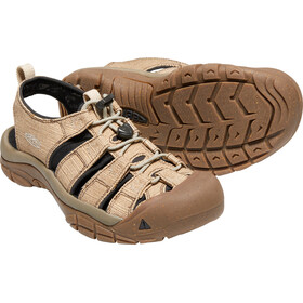 Keen Newport Retro Sandals Men Hemp/Dark Earth